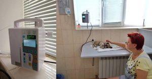 Инфузомат в ветеринарии