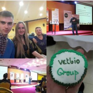 Сотрудники Хелса на конференции ВетБио, г. Харьков