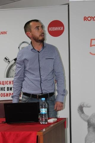 Андрей Александрович Бережной