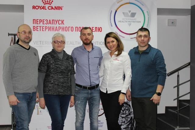 С коллегами на семинаре